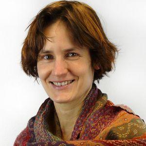 Projektreferentin Klara Koch im Porträt.