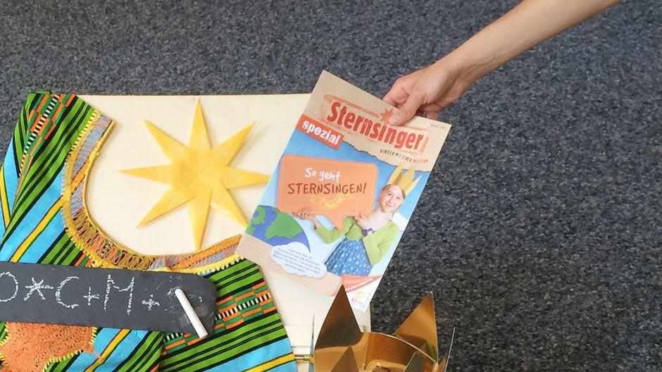 Sternsinger-Kiste