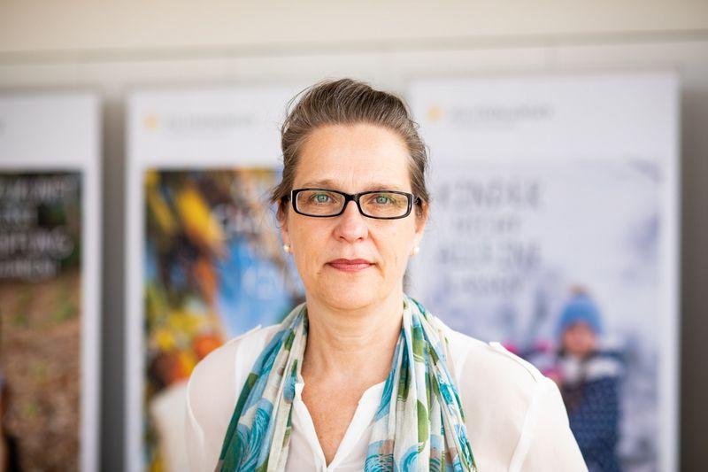 Urte Podszuweit, Referentin für Presse- und Öffentlichkeitsarbeit