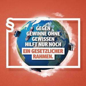 Kampagnen-Logo Lieferkettengesetz