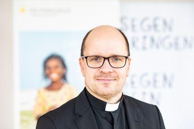 Pfarrer Dirk Bingener